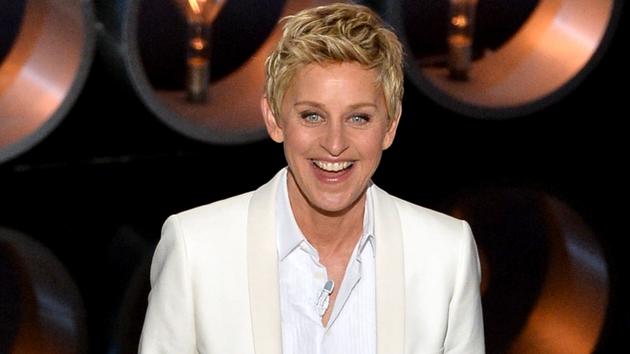 DeGeneres - Won the Outstanding Talk Show/Entertainment award