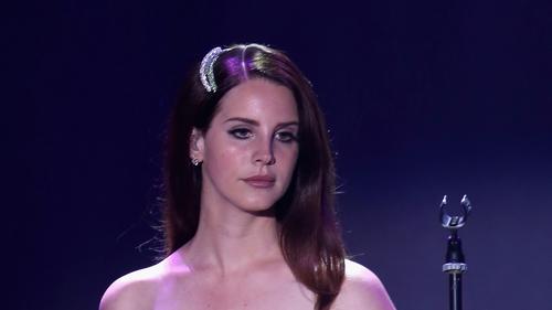 "Lana Del Rey: ""Courtney Love's a big inspiration"""