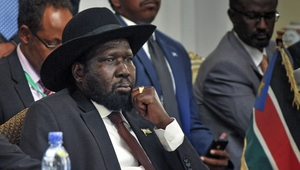 South Sudan President Salva Kiir and rebel leader Riek Machar had previously agreed to form a transitional government