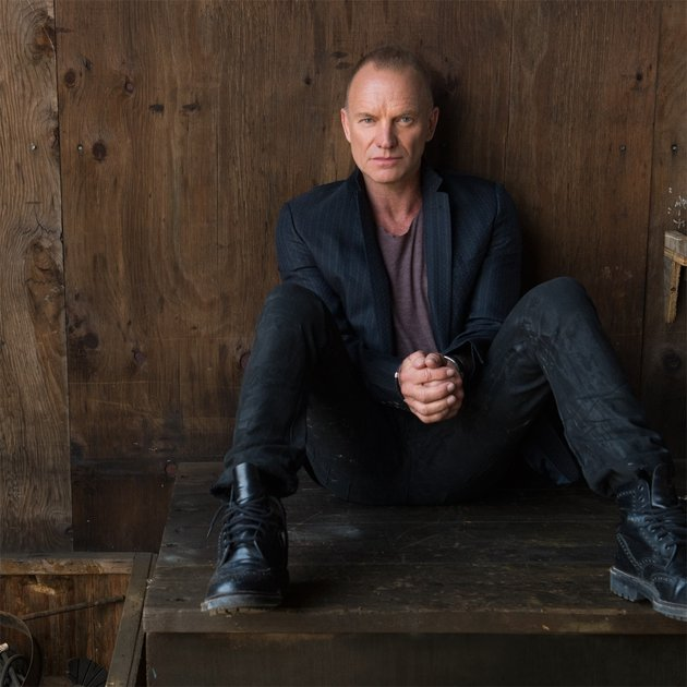 Sting Commenting on His Children
