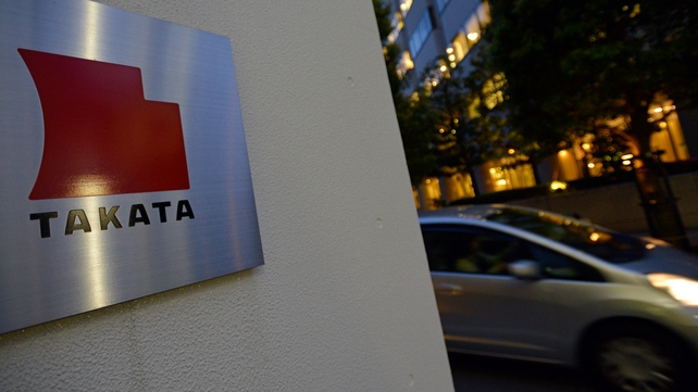 The recalls come amid fears that airbags manufactured by Takata Corp could explode