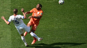 Jeremain Lens has made 29 appearances for the Netherlands