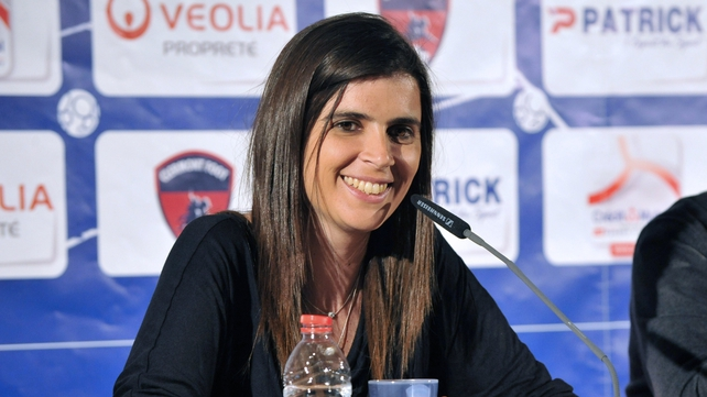 Helena Costa will now not be coach of Clermont Foot
