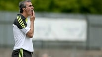 Donegal boss Jim McGuinness was not surprised that Antrim were competitive in the opening half of the Ulster semi-final