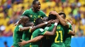 Goal: Cameroon 1-1 Brazil