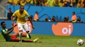 Goal: Cameroon 1-4 Brazil