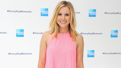 Kristen Bell expecting second baby