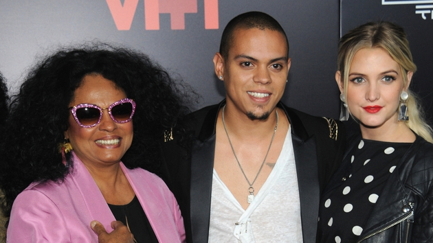 Diana Ross will be the wedding singer at her son's wedding