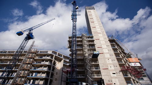 Construction tender prices grew by 2% since the beginning of 2014