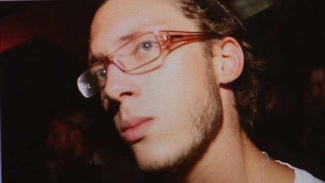 Thomas Heinrich, who was 22, died in the knife attack