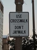 Jaywalking & The Irish Hotel Industry