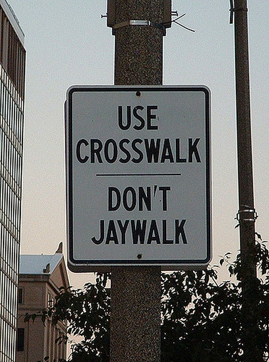 Jaywalking & The Irish Hotel Industry