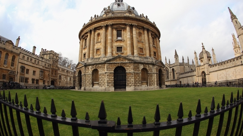 Oxford University's new initiative is closely modelled on the Trinity College Foundation course