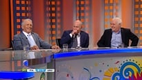John Giles, Liam Brady and Eamon Dunphy on the Suarez 'biting' incident (worldwide clip)