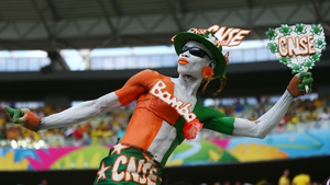 Ivory Coast fans are the best: part two
