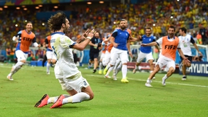 Georgios Samaras converted a penalty in added time