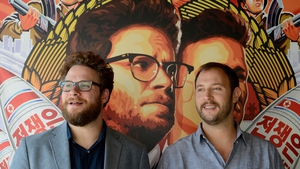 Seth Rogen and James Franco star in the movie
