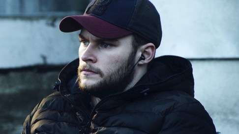 Jack Reynor in Glassland