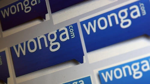 Wonga had sent letters to customers in arrears from non-existent law firms threatening legal action