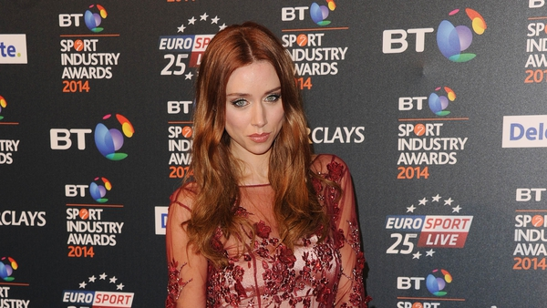 Una Foden of The Saturdays