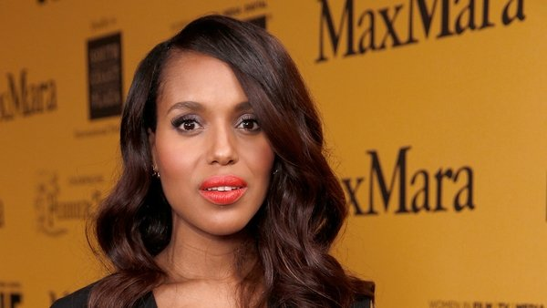 Kerry Washington is to launch Scandal clothing line