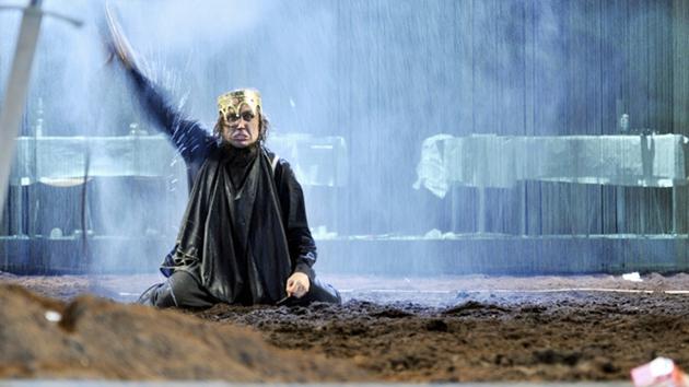 Schaubühne's Hamlet