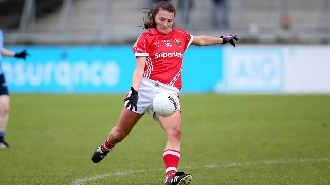 Annie Walsh: 'Last season I began more games and luckily I was included in the starting line-up for the All-Ireland final'