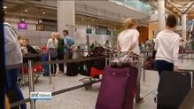 Airliner makes emergency landing in Cork
