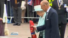 Queen concludes Northern Irish visit