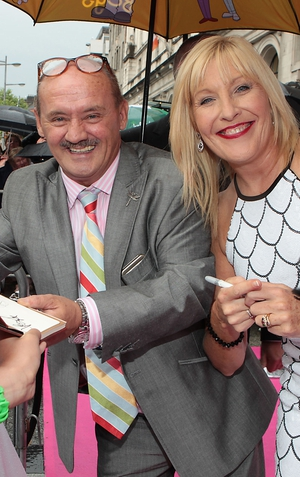 Mrs Brown's Boys D'Movie raked in a record-breaking €1.02m at the Irish box office