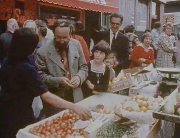 Thomas St, Dublin, 1979