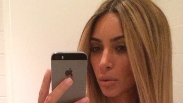 Are you liking Kim's new look?