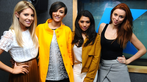 The Saturdays aren't planning on splitting any time soon