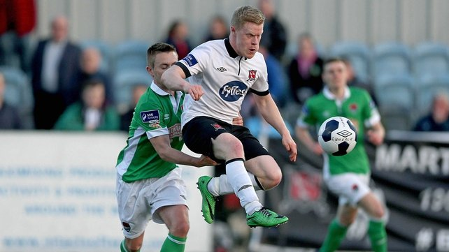 Daryl Horgan bagged four goals for Dundalk in May