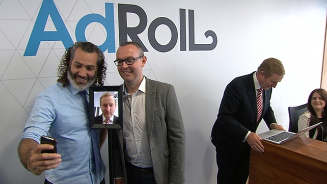 Adroll is expanding its presence in Ireland and expects to hire 100 staff