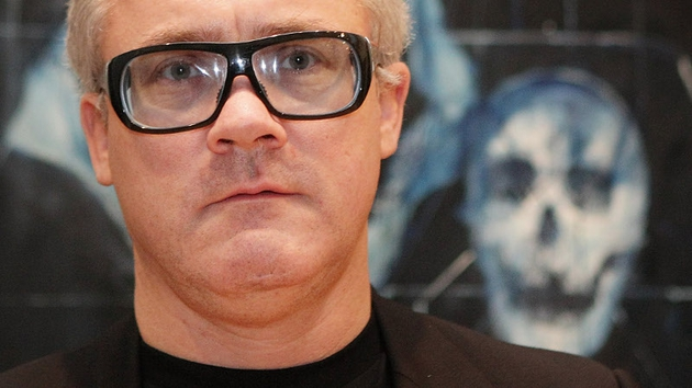 Damien Hirst - anyone for fish?