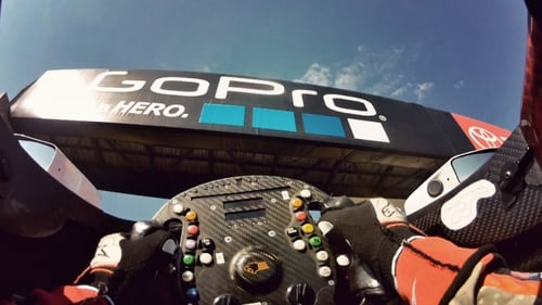 GoPro cameras have proven popular with those involved in high-octane sports
