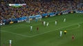Goal: Algeria 0-1 Russia