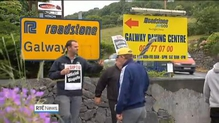 Roadstone workers remain on strike over bonuses