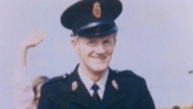 Sgt Joe Campbell was killed as he locked up the RUC station in Cushendall in 1977