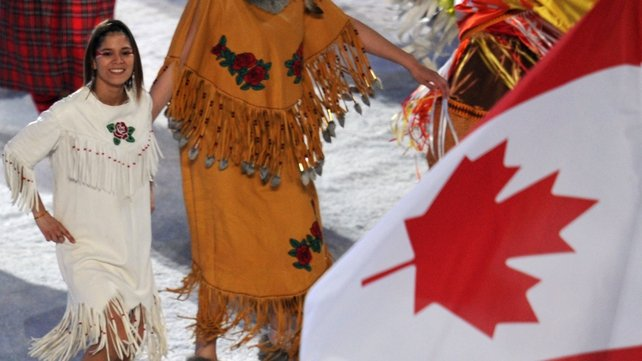 Canada's Supreme Court has recognised native groups' rights over a large swathe of land