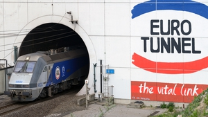 Eurotunnel has said the impact of Brexit on cross-Channel transport was uncertain