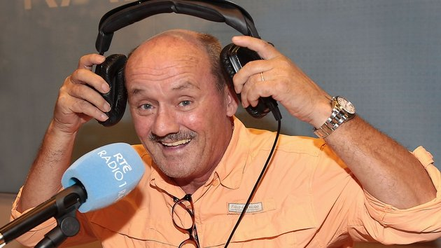 O'Carroll filling in for Marian Finucane this weekend