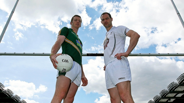 Meath and Kildare have met 36 times in the championship. Kildare have the slight edge, 15-14, with seven draws