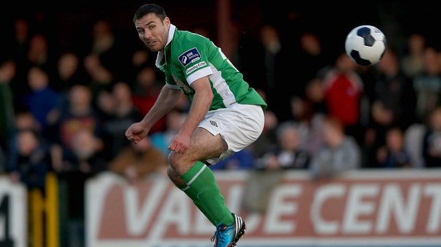 Mark O'Sullivan gave Cork an early lead