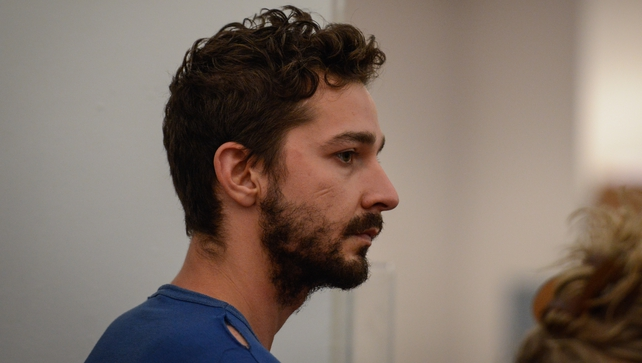 Mr LaBeouf's hearing was adjourned until 24 July