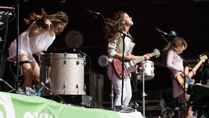 Haim are playing Saturday, July 19 at Longitude