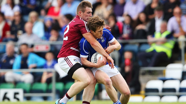 Cavan hold on for slim win over Westmeath