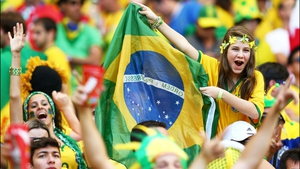 Day 17 saw the first fixtures of the knock-out stages, as the hosts Brazil took on red hot Chile in Belo Horizonte. Droves of Brazil fans dominated the energetic crowd