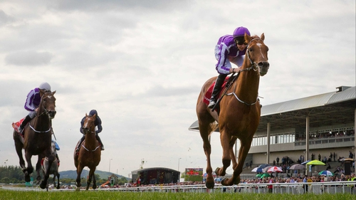 Joseph O'Brien onboard Australia comes home to win